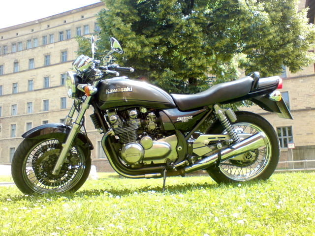 Kawasaki Zephyr  Baujahr